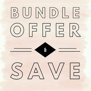 Other - BUNDLE - OFFER & SAVE!